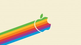 Apple Logo Wallpaper