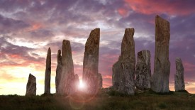Outer Hebrides Lewis Callanish Standing Stones