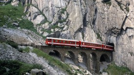Switzerland Mountain Railway