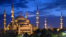 Blue Mosque Sultan Ahmed Mosque Istanbul Turkey