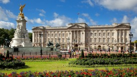 Europe, United Kingdom, England, London, Buckingham Palace