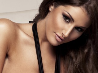 Lucy Pinder Model Wallpaper