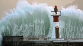 South Africa – Storms batter the Western Cape