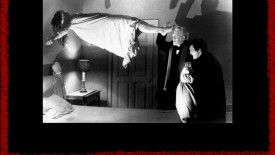 The Exorcist Horror Black & White