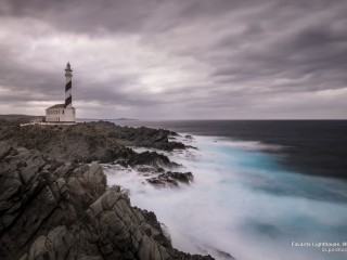 Favàritx Lighthouse, Menorca, Spain