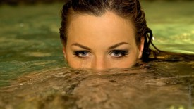 Jordan Carver Eyes Wallpaper