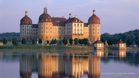 Mortizburg Castle, Dresden, Saxony, Germany