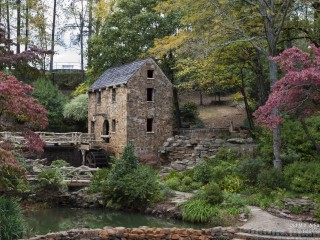 Old Mill, Arkansas