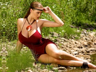 Jordan Carver Sexy Wallpaper