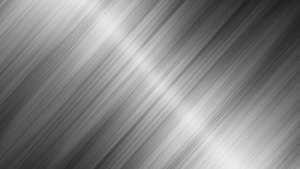 Metal Lines Stripes Light Shiny Silver Wallpaper