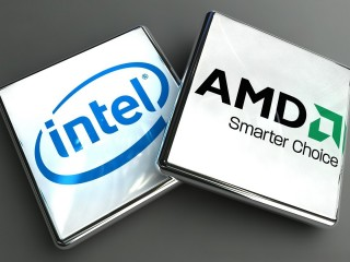 Processors CPU AMD And Intel