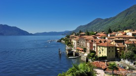 Cannero Riviera and Lake Maggiore, Italy