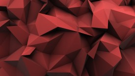 3d Low Poly Abstract