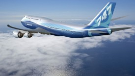 Boeing 747 Airplane Wallpaper