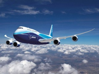 Boeing Airplane Wallpaper