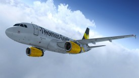 Thomas Cook Airbus A319