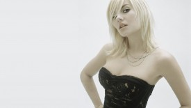Elisha Cuthbert Black Dress
