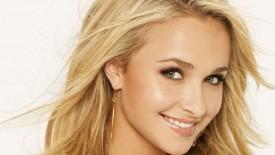 Hayden Panettiere Close-up