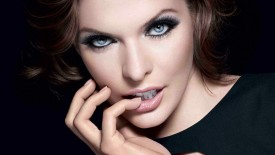 Milla Jovovich Close-up