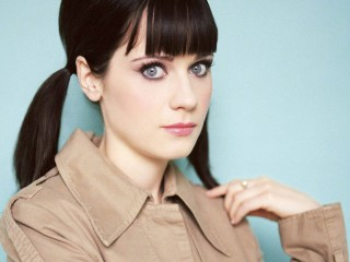 Zooey Deschanel Big Eyes