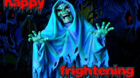 Happy Frightening