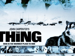 The Thing Movie Wallpaper
