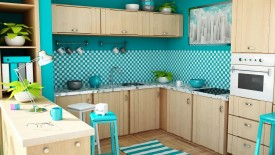 Amazing Kitchen Wallpaper