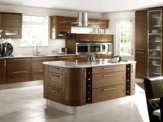 Beautiful Modular Kitchen Furniture Interiors