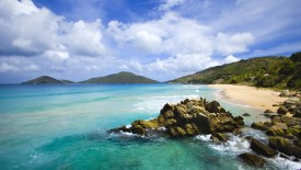Lambert Bay, Tortola, British Virgin Islands