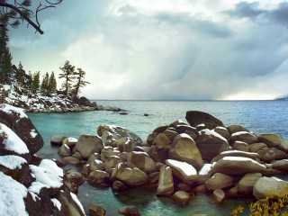 Memorial Point, Lake Tahoe, Nevada