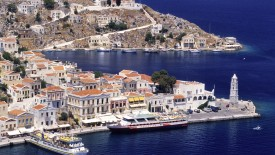 Symi, Dodecanese Islands, Greece