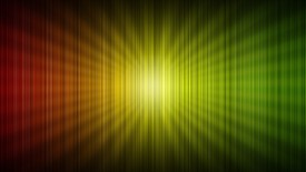 Colorful Abstracts With Rays Of Light