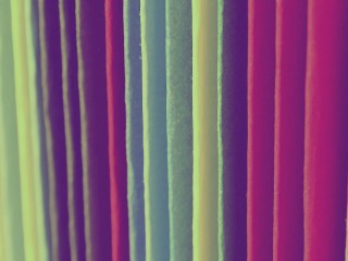 Multi Color Abstracts Wall