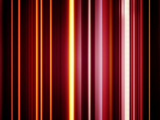 Red Color Stripes In Abstracts