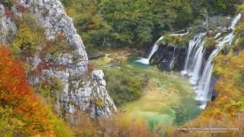 Autumn in Plitvice Lakes National Park, Croatia