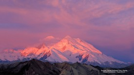 Sunrise, Denali National Park, Alaska