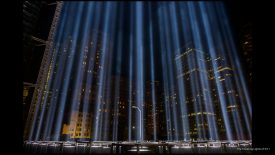 The Towering Lights of 9-11