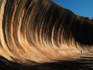 Wave Rock, Wagin, Australia