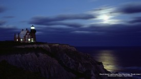 Block Island Lighthouse, New Shoreham, Rhode Island