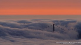 North Tower, Golden Gate Bridge, San Francisco, California