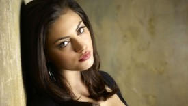 Actress Phoebe Tonkin