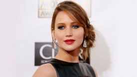 Beautiful Jennifer Lawrence Red Lips