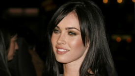 Beautiful Megan Fox Widescreen Wallpaper