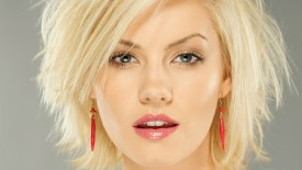 Elisha Cuthbert Beautiful Hair Wallpaper