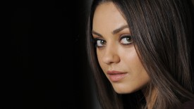 Mila Kunis Beautiful Eyes Wallpaper