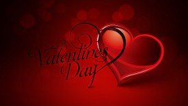 Best Wishes On Valentines Day