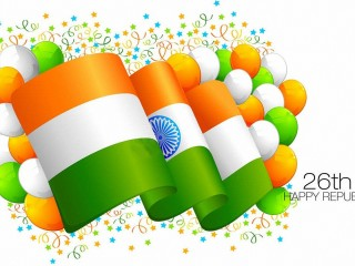 Happy 26 January, Republic Day