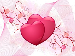 Love And Heart Vectors