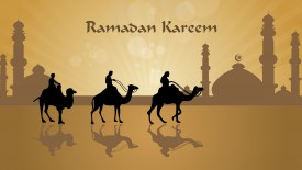 Ramadaan Kareem Holy Islamic Wallpaper