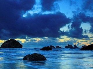 Face Rock Beach, Bandon, Oregon